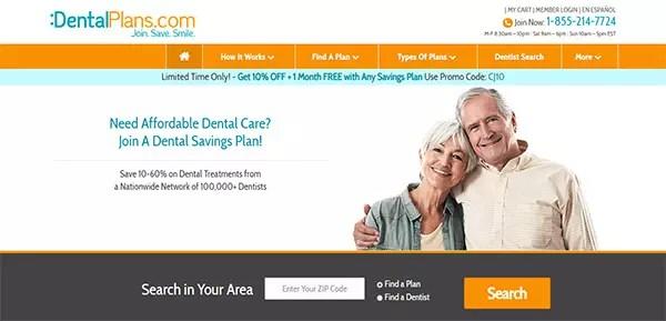 DentalPlans.com Review