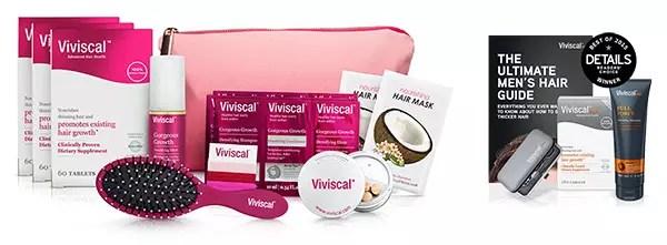Viviscal Hair Growth Review