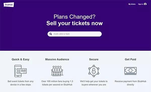 Stubhub Review 2020 | Stubhub.com Features & Prices