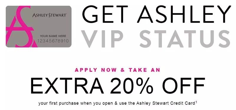 Ashley Stewart Review