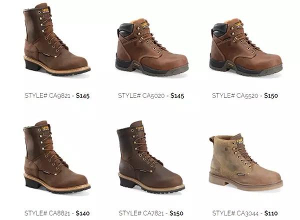 Carolina Shoes