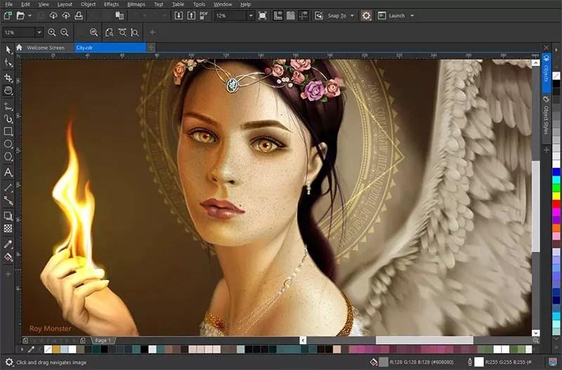 CorelDraw vs Adobe Illustrator