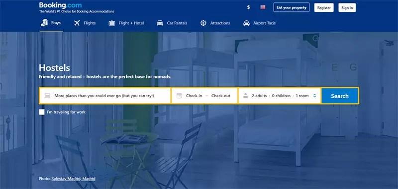 Hotels.com vs Booking.com