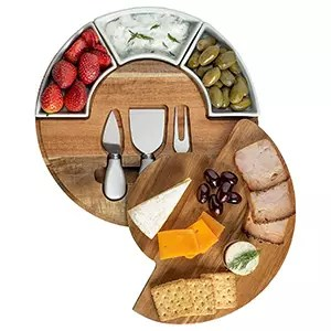 Shanik Cheese and Charcuterie Serving Board