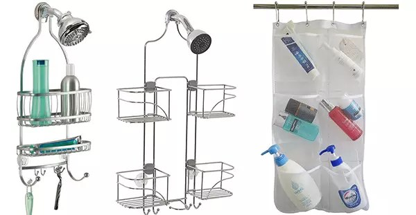 iDeluxe, Zenna Home and Ellassay Shower Caddy