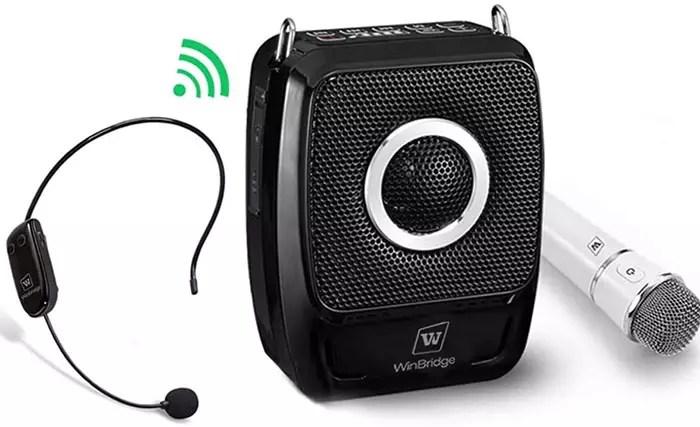 Winbridge S92 Pro Voice Amplifier