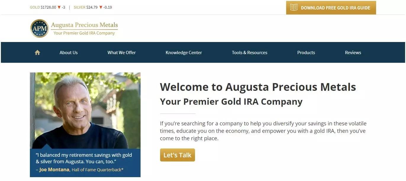 Augusta Precious Metals
