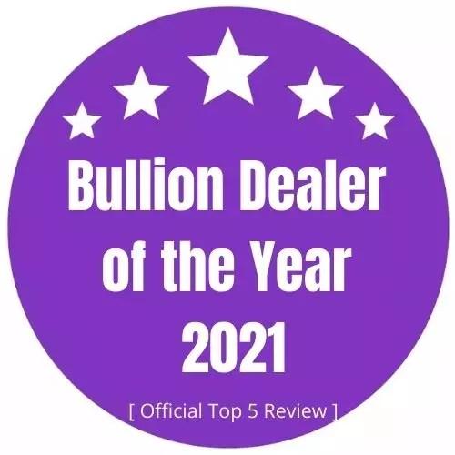 Best Gold IRA Companies - Bullion Dealer Year 2021