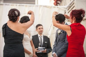 Veil, Cord, Coins, Wedding Ceremony