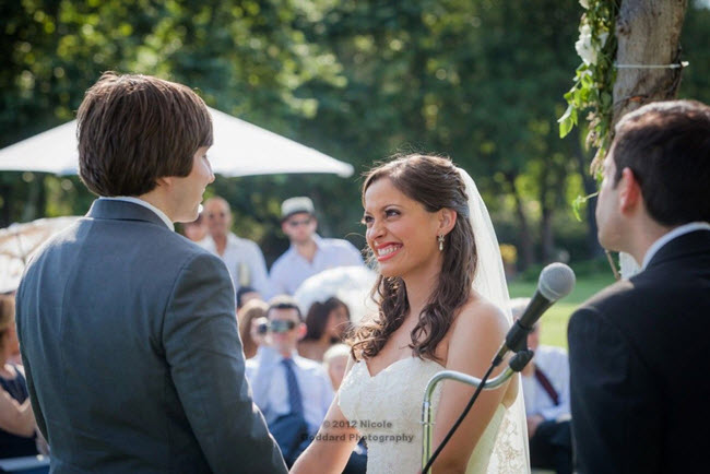 Ashley Graham Wedding.Saddlerock Ranch Wedding Ashley Graham Officiant Eric