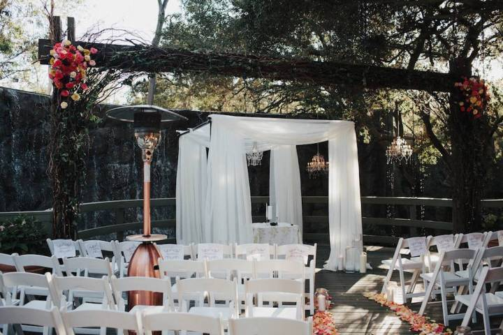 Calamigos Ranch Wedding Ceremony - Jennifer and Dan