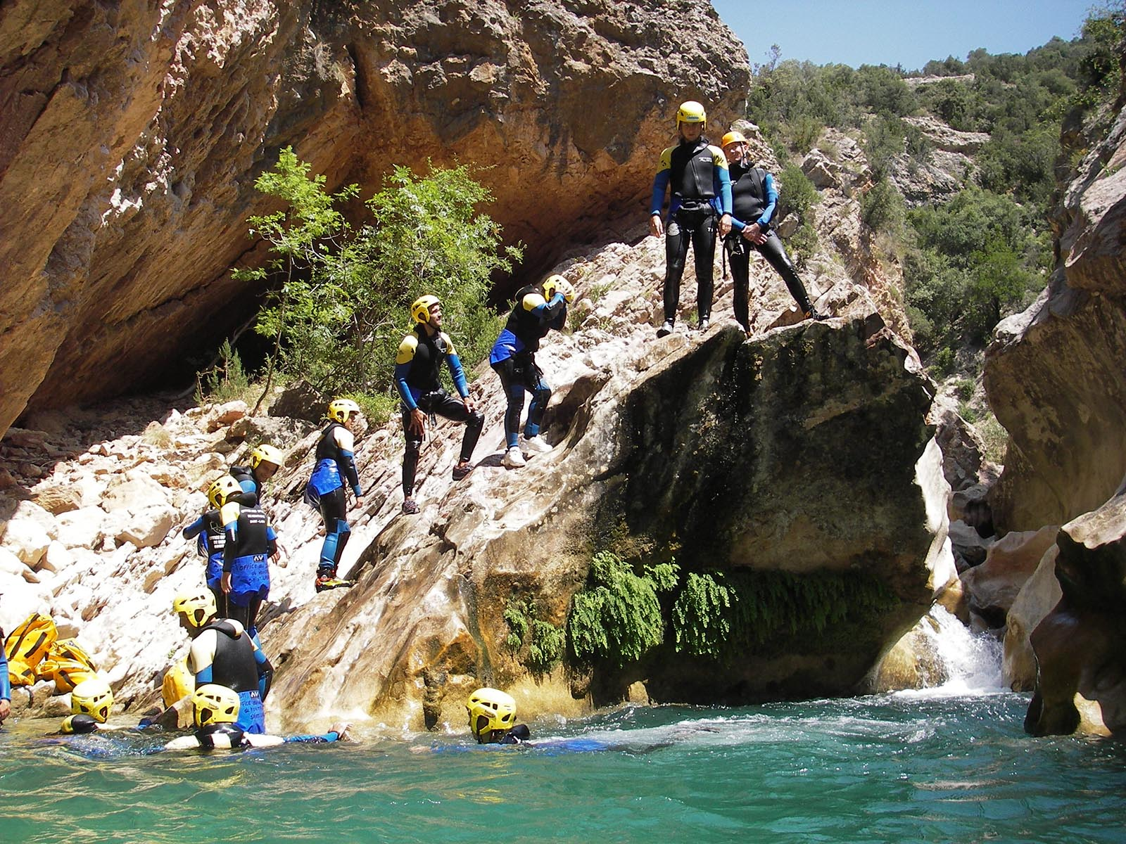 Saint-Lary-Canyoning-cr®dit-OSM