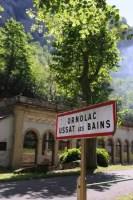 Ussat les Bains, FRANCE - 18/06/2008
