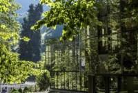 Cure thermale Allevard-les-Bains - Vue extérieure des thermes