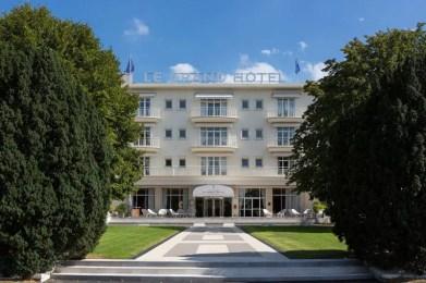 Hôtel Barrière Le Grand Hotel c Fabrice Rambert