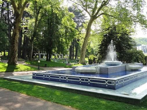Fontaine d'Aix-les-Bains