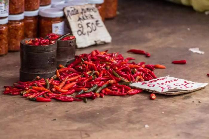 marché de l'Etang-Salé