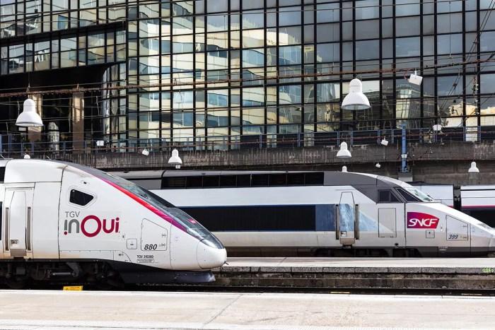 Trains SNCF