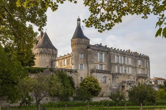 château jonzac