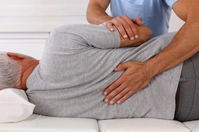 Les soins proposés en cure thermale pour l'arthrose