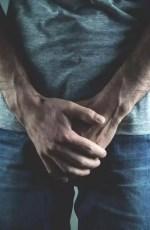 Homme problème prostate