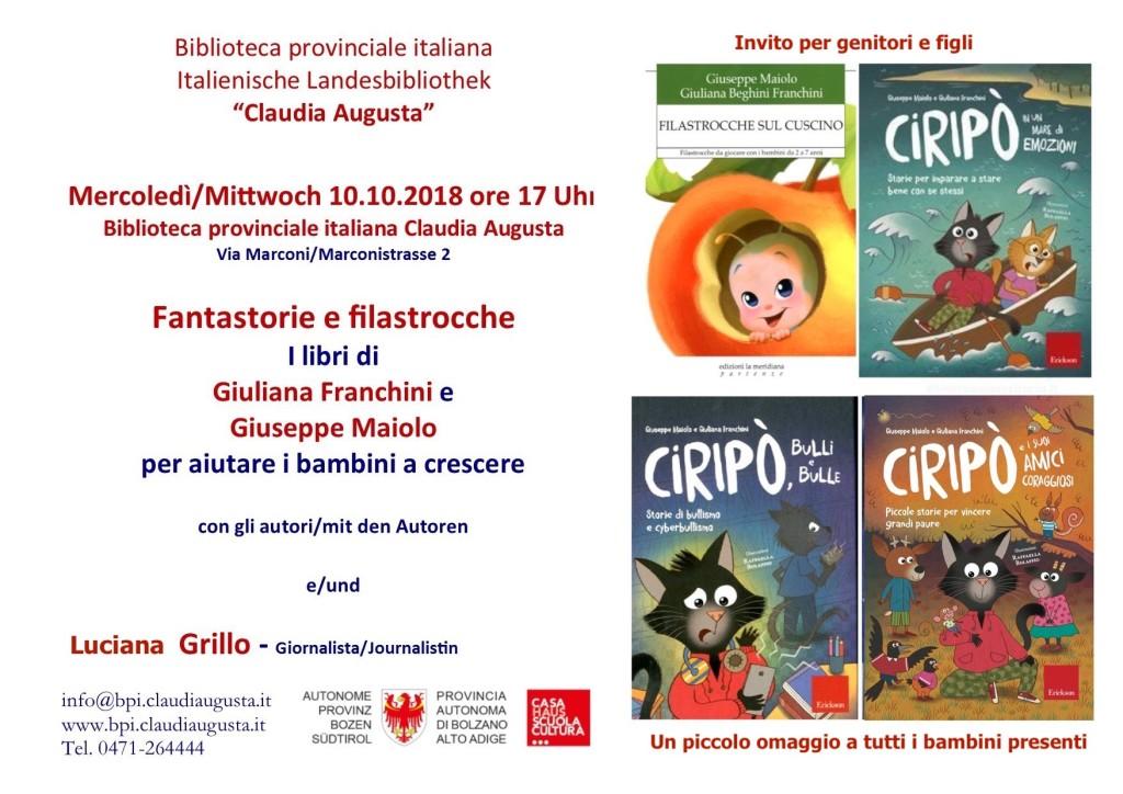 Presentazione A Bolzano Officina Del Benessereofficina Del