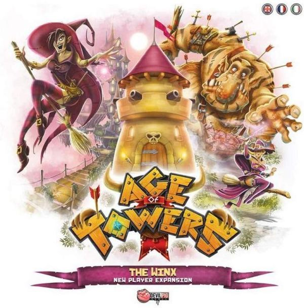 Age of Towers The Winx