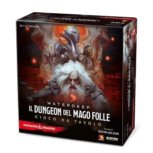 D&D Il Dungeon del Mago Folle