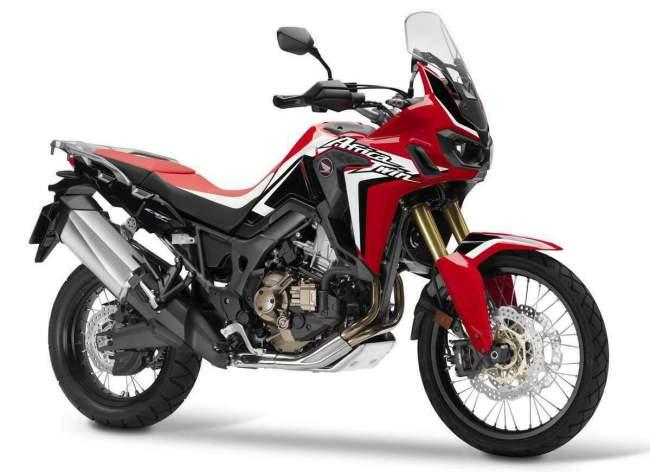 Moto più vendute - Honda CRF 1000L Africa Twin