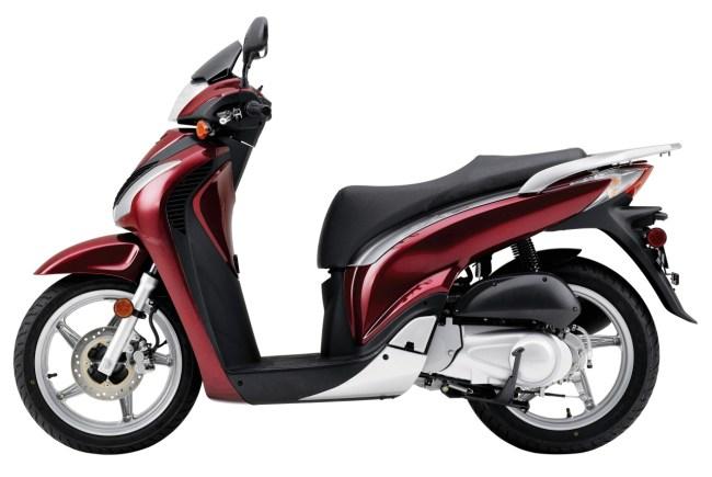 scooter più venduti - honda sh 150