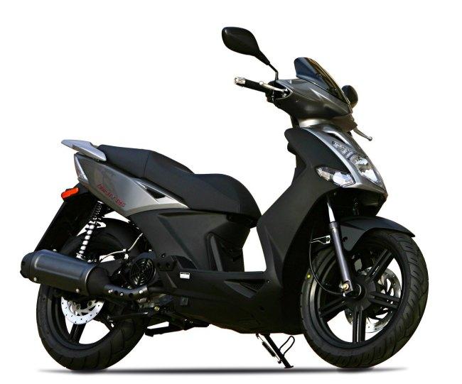 scooter più venduti kymco agility 125