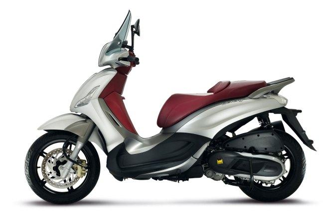 scooter più venduti - piaggio beverly 350