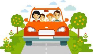 Leggi i nostri consigli! Famiglia felice in vacanza