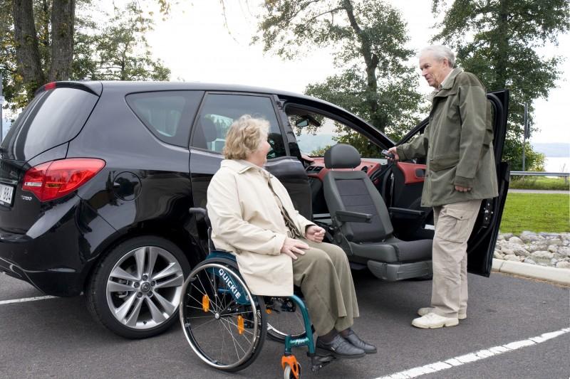Ausili per disabili Bologna e provincia  Officina e