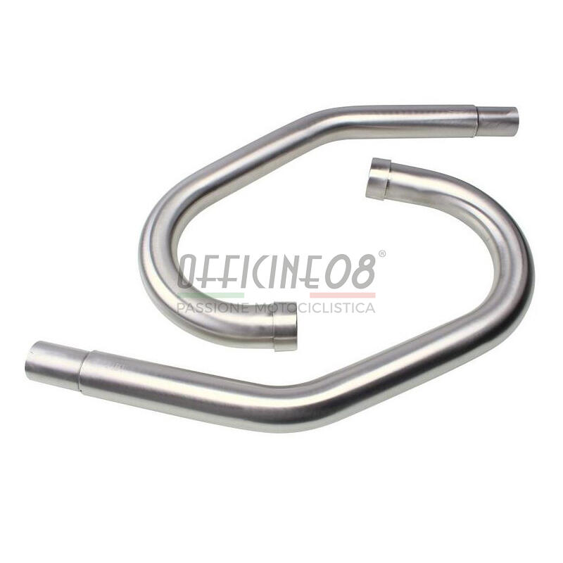 Exhaust pipes Moto Guzzi 850 Le Mans kit stainless steel
