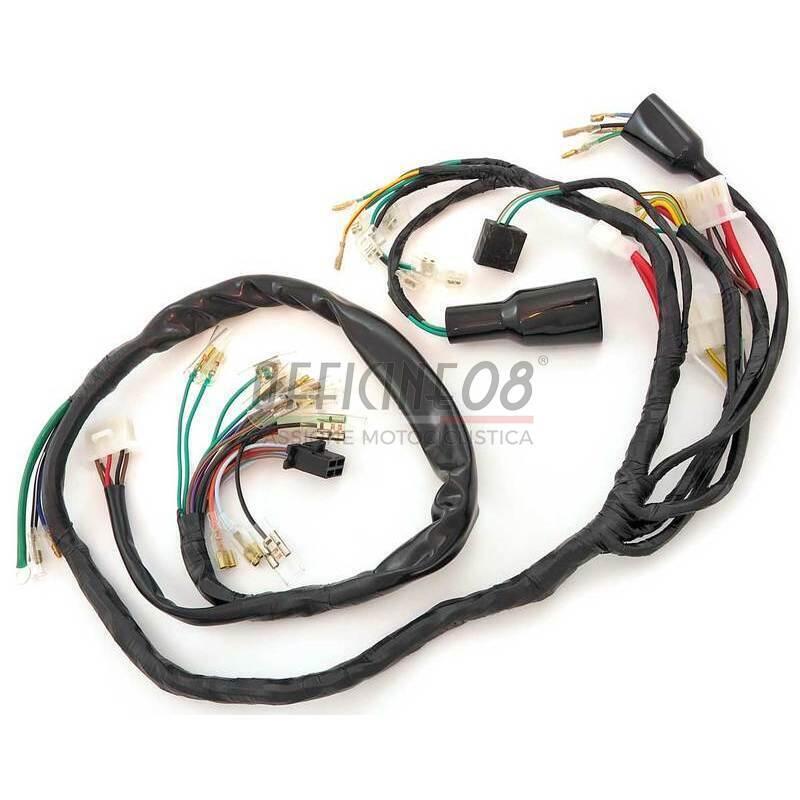 1978 honda cb750 wiring diagram polaris ranger wiki cb harness complete 750 four k6big 69473 k6