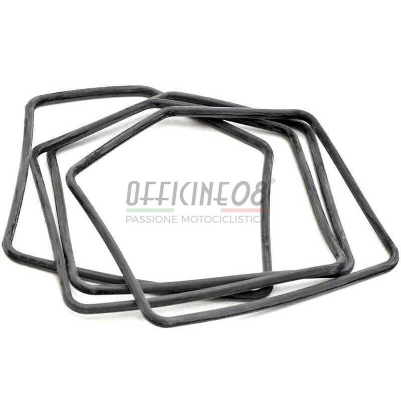 Set n.4 guarnizioni vaschette carburatori per Honda CB 400 T