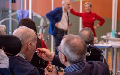 Un nuovo reparto per Special Cook – Centro Clinico NeMO