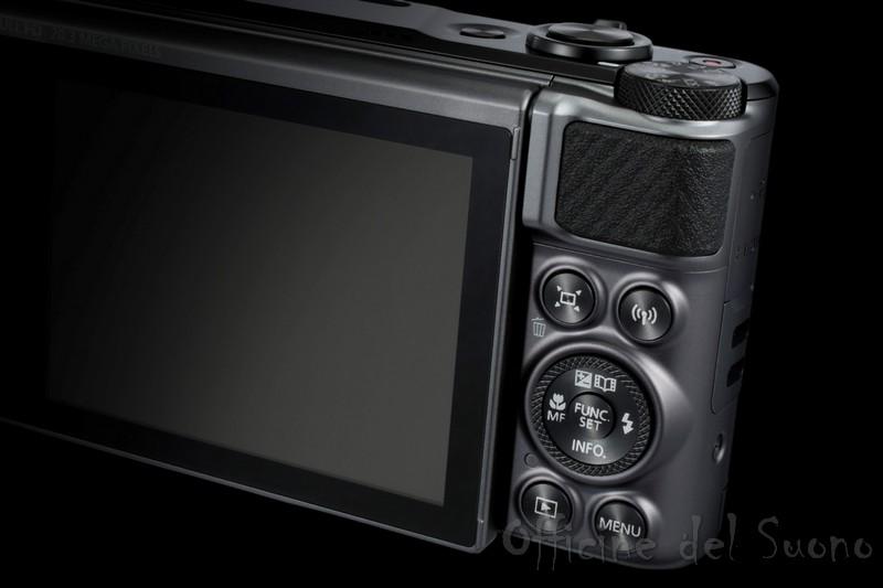 Canon aggiorna la serie di fotocamere PowerShot SX con il nuovo modello PowerShot SX730 HS