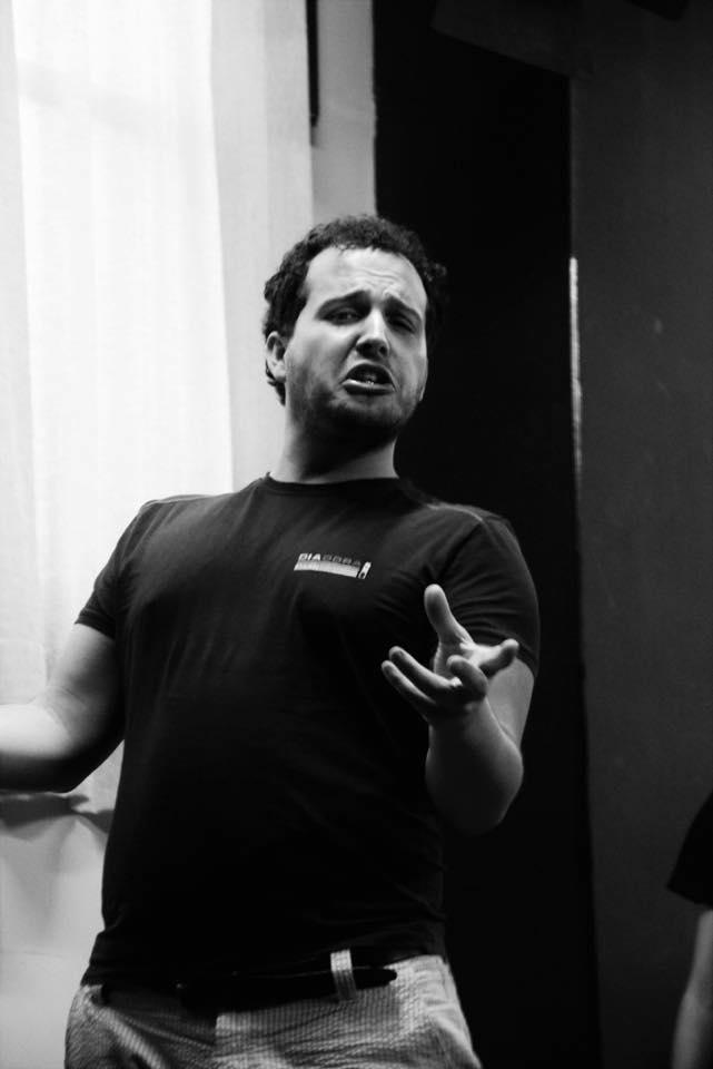 Samuel Maverick Zucchiati Officine Teatrali Scuola dei Mestieri dello Spettacolo