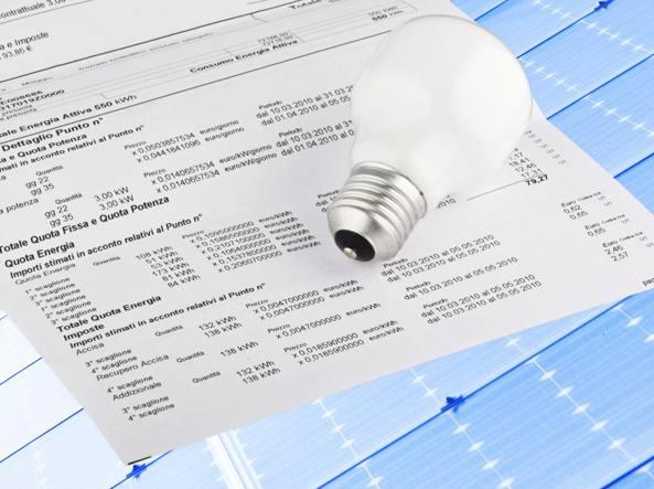 Bollette luce e gas: da aprile -8.5% e -9.9% | Offida.info