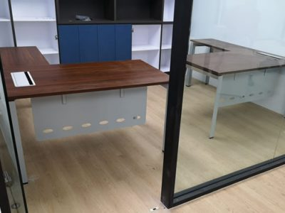 Ausko Pte Ltd - DE Series Free-standing Work Desk