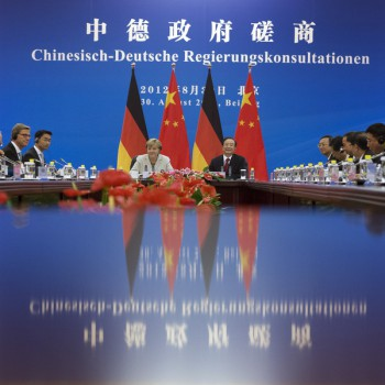 Sino-German Summit 2012 (Photo: Thomas Koehler).
