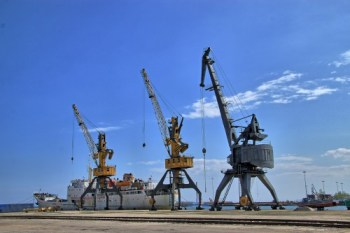 Rajin Port taken 22JUN13. Click on the picture for more photos. (Source: Raymond Cunningham via Flicker)