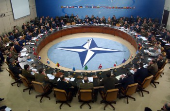 2nd Meeting of the Military Committee in Permanent Session in 2004.