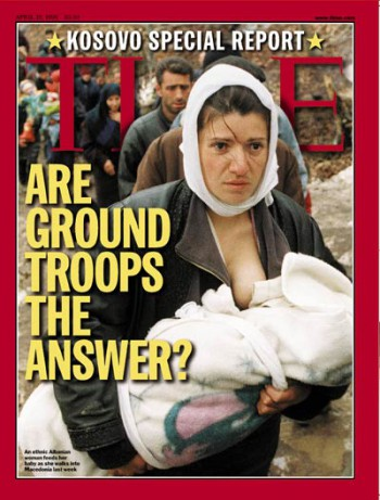 Time Cover: Are ground troops the answer?