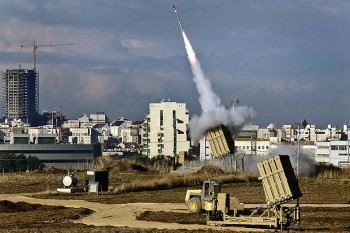 Iron Dome von Rafael Advanced Defense Systems