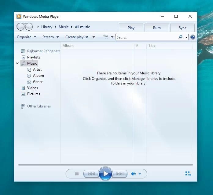 DownloadWindows Media Player Offline Installer