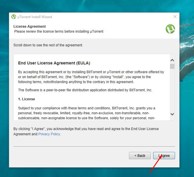 DownloadμTorrent Offline Installer
