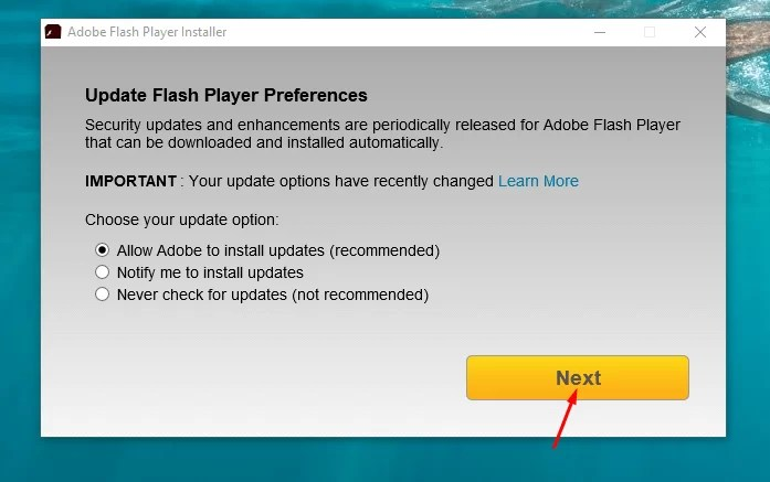 adobe flash player offline installer